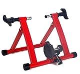 Bicicletas Trainer Cubierta Soporte Profesional Bicicletas Turbo Trainer Cubierta Estacionaria Ejercicio del Soporte del Marco De Acero Fuerza De Amortiguación Riding Trainer