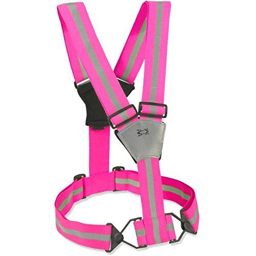 Amphipod Reflective Pink Xinglet Vest