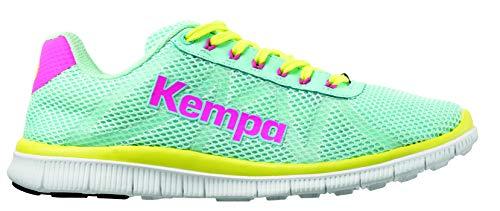 Kempa Unisex K-Float Sneakers, Türkis (10), 39 EU