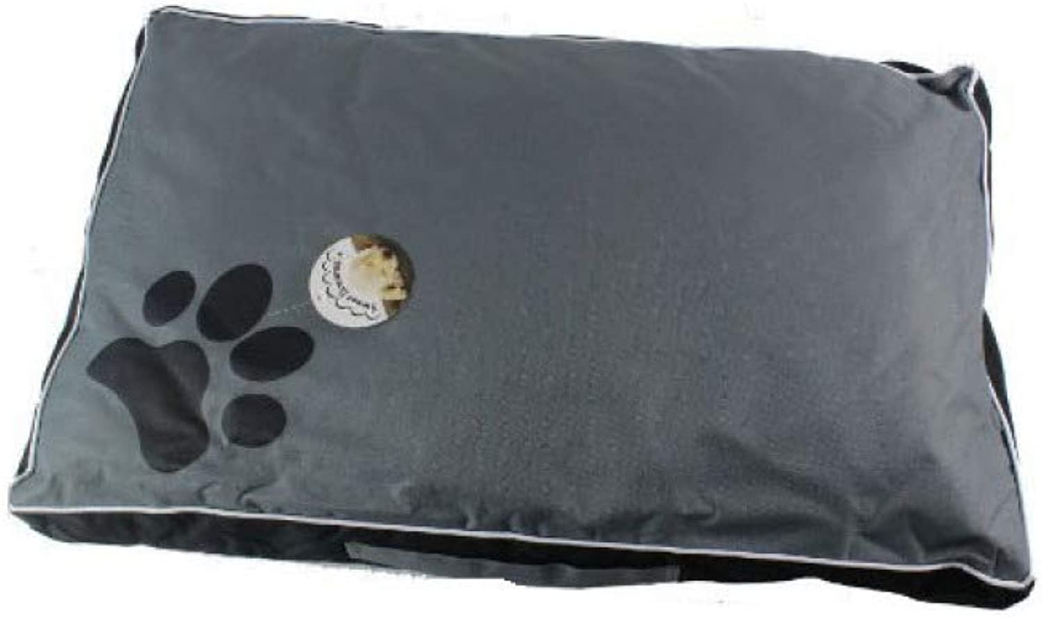 Dog Bed Comfortable Easy To Clean,waterproof Nonslip Breathable Washable Removable Mattress For Pet,BlackXL