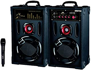 Geepas Gms8425 Built-In Stereo System With 16,000 Watts