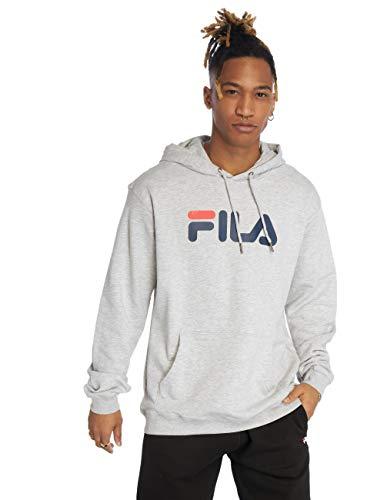 Fila Sweater Herren Classic Pure Hoody 681090 Weiß M67 Bright White, Größe:L