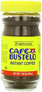 Cafà Bustelo Espresso Style Instant Coffee, 7.05 Ounce (Pack of 12) by Cafà Bustelo