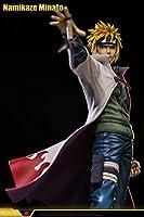 ナルトアニメゲームキャラクターモデルGK波風ミナトアクションフィギュア写真、趣味、コレクションのために