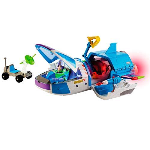 Mattel Toy Story 4 Nave Espacial Buzz Lightyear