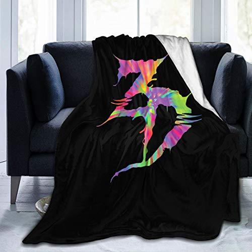 "DanaEPeterson Zeds Dead Blanket Flannel Blanket Soft Queen Size Blanket Lightweight Fleece Blankets for Couch Bed Sofa (50"" X 40"")(60""X50"")(80""X60"") 50""x40"""