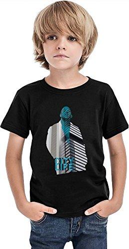 Vin Diesel City Life Camiseta para niños, Negro, 6-7 Años