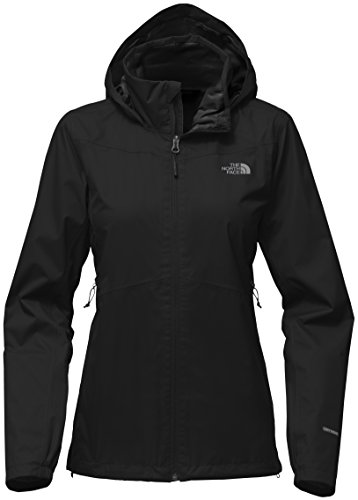 The North Face Women's Resolve Plus Jacket, TNF Black, X-Small