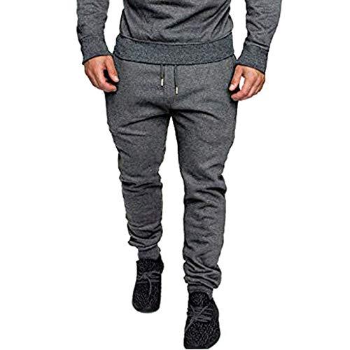 Pantalones para Hombre, Chándal de Hombres Camuflaje Impresión Pantalones Ropa Gym Hombre Casuales Jogging Pantalon Trend Largo Pantalones Deportivos Pants Trekking Hombres vpass