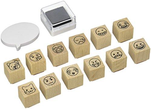Hero Arts Emoji Icons Mini Tub
