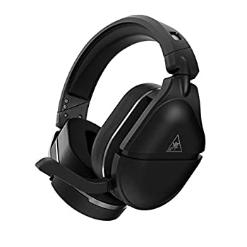 Turtle Beach Stealth 700 Gen 2 Wireless Gaming Headset for Xbox Series X & Xbox Series S Xbox One Nintendo Switch & Windows 10 PCs Featuring Bluetooth 50mm Speakers and 20-Hr Battery - Black