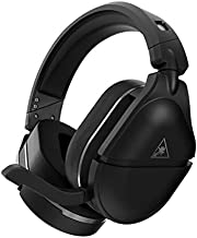 Turtle Beach Stealth 700 Gen 2 Wireless Gaming Headset for Xbox Series X & Xbox Series S, Xbox One, Nintendo Switch, & Windows 10 PCs Featuring Bluetooth, 50mm Speakers, and 20-Hr Battery - Black