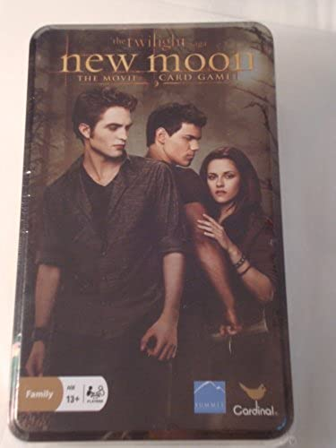diseño único New Moon The Movie Card Card Card Game (The Twilight Saga) by Twilight  hasta un 65% de descuento