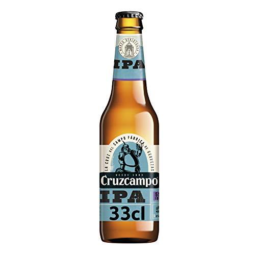 Cruzcampo Cerveza IPA - 330 ml