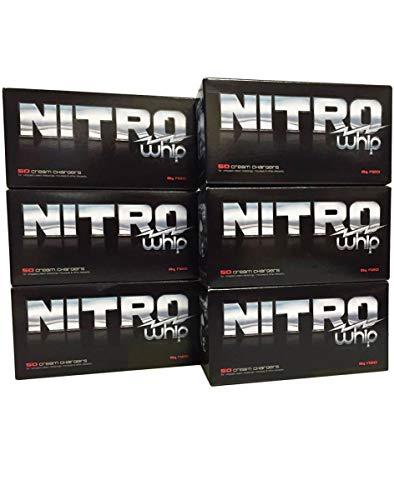 Nitro Whip 50 Pack, Case of 600