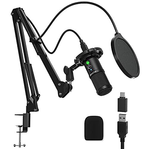 microfono pc gaming professionale FURINE Microfono per PC Professionale