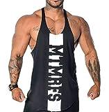 A. M. Sport Camisa Camiseta Hombre Tirantes Culturismo Fitness Deportiva. Ropa...