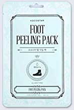 KOCOSTAR Foot Peeling Pack 5 Treatment