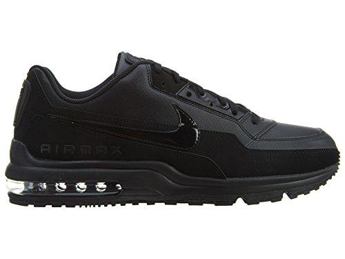 Nike Herren Air Max Ltd 3 Laufschuhe, Noir Black Black Black 020, 41 EU