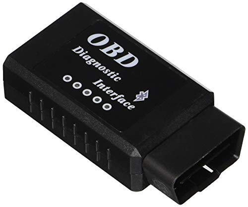 OxGord Bluetooth OBD II OBD2 Reader Scan Tool - for Check Engine Light Diagnostic Interface - 2016 - Android Windows ONLY