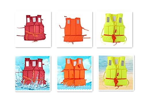 Sommer Schwimmwesten Kinder Schwimmwesten Unisex Atmungsaktive Schwimmhilfen Leichte Einfarbige Gummi Tauchtraining Feste Schwimmwesten für Jungen und Mädchen (C)