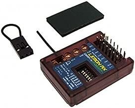 Lemon-RX DSMP/X Compatible 7-Channel Receiver with Stabilizer Plus (Top-Pin) LM0042
