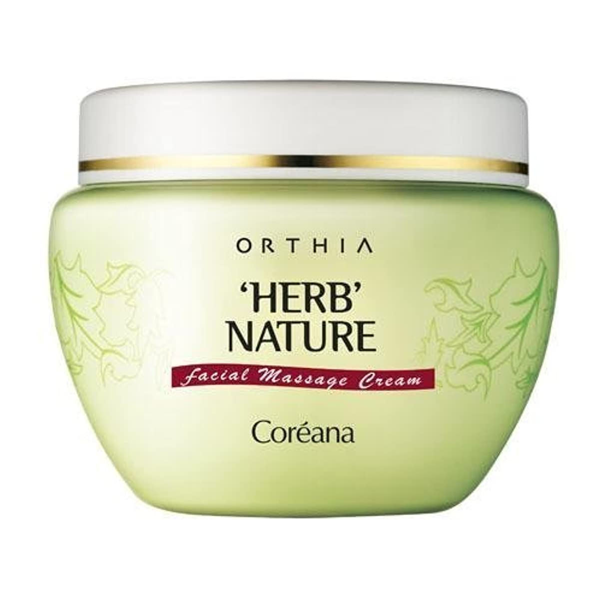 絶対に除外する不合格Orthia Herb Nature Massage Cream/ Made in Korea