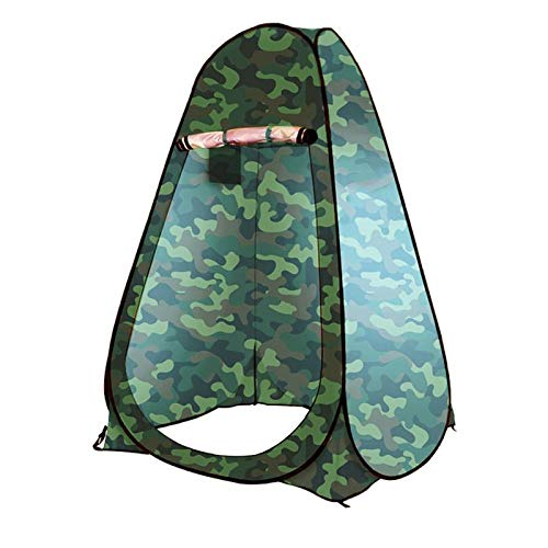 Portable Privacy Tents Changing Outdoor Shower Bath Fitting Room Camping Tent Shelter Beach Toilet Double Camouflage