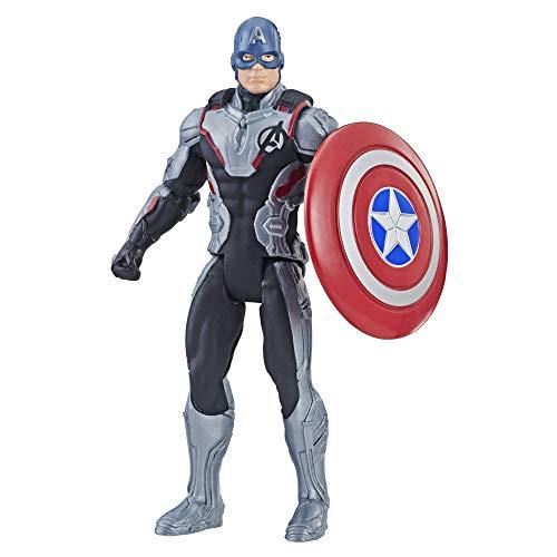 Marvel Avengers: Endgame - Captain America (Action Figure, 15 cm)