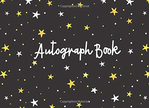 Compare Textbook Prices for Autograph Book: Blank Pages Unlined for Keepsake Signatures Memorabilia Album Gift Trip Memory Book  ISBN 9798676014049 by Richardson, Amy