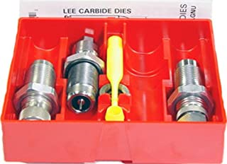 LEE PRECISION 10-mm Carbide 3-Die Set (Silver)