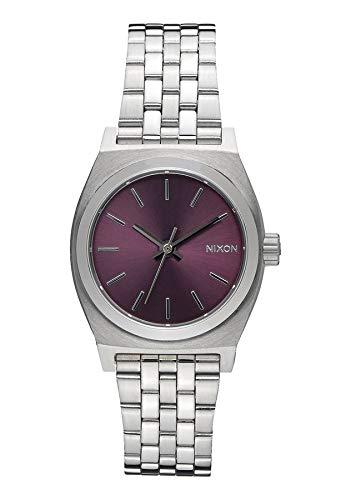Nixon Mini Time Teller Reloj para Mujer Analógico de Cuarzo con Brazalete de Plástico A3992157