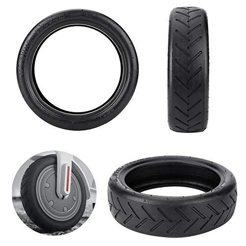 SolUptanisu Rollerreifen, Hirse-Elektroauto-Reifen Leicht zu montierende Elektrorollerreifen Fahrradzubehör für Hirse-Roller Mijia M365 - 3