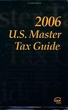 U.S. Master Tax Guide, 2006