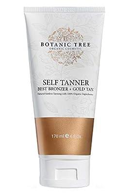 Botanic Tree Self Tanner