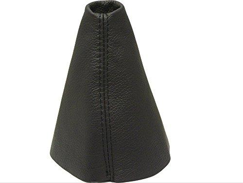 Funda Palanca de Cambios 100% Piel Color Negro Compatible CITROENC4GRANDPICASSO 2006-2013