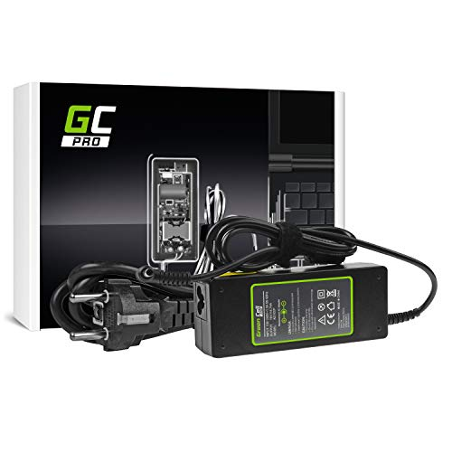 GC Pro Cargador para Portátil AsusPRO B8430U P2440U P2520L P2540U P4540U P5430U ASUS Zenbook UX51VZ Ordenador Adaptador de Corriente (19V 4.74A 90W)