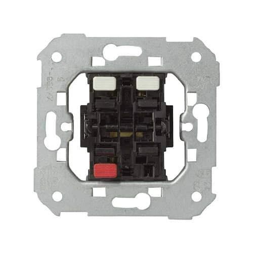 CABLEPELADO Doble Interruptor Simon 10 AX 250V