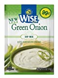 Wise Snacks Dry Dip Mix Packets, Green Onion, .5 Ounce (12 Count), Gluten Free
