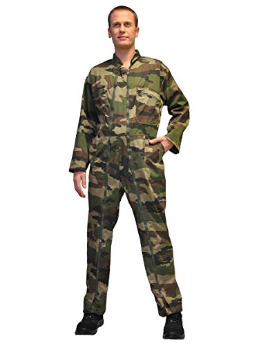 GP Tactique - Combinaison Adulte - CD137 - Mixte - Camouflage - T3