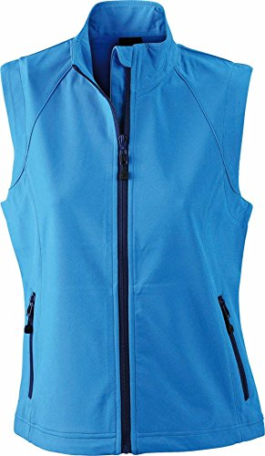 JN1023 Ladies' softshell vest modieus softshellvest