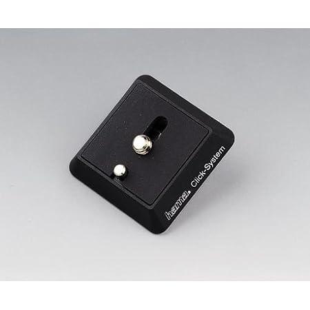 Hama Schnellkupplungsplatte Für Leichte Kamera