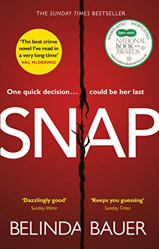 Snap: The Sunday Times Bestseller by [Belinda Bauer]