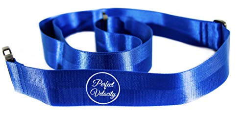 Perfect Velocity Mulligan Mobilization Belt, Strap, Band Intended for Physical Therapy, Rehab, Stretching, Mobility and Manual Traction