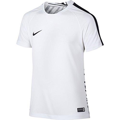Nike Neymar B GPX B SS TOP–Trikot für Kinder, weiß/schwarz, L