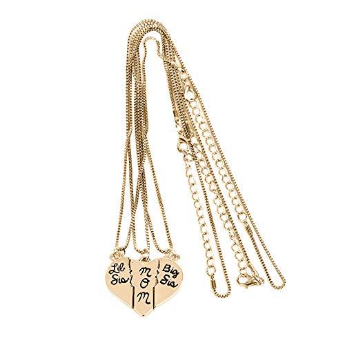 Mum Halsketten, Zierliche Halsketten für Frauen Schmuck,Das Beste Muttertagsgeschenk, 50CM Kettenlänge Geschenke für Muttertag/Party/Jubiläum/Geburtstag