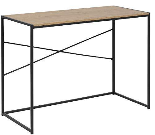 lounge-zone   Seaford Schreibtisch   100cm   Wildeiche