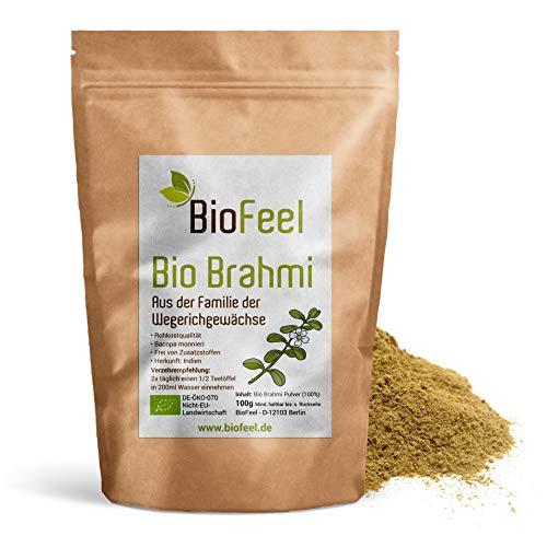 BioFeel - BIO Brahmi Pulver, 300g
