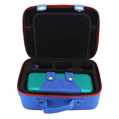 Lazmin112 Bolsa de Almacenamiento para Interruptor, portátil, multifunción, Protector, Grande/pequeño, Paquete de...