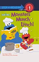 Monsters Munch Lunch! (Turtleback School & Library Binding Edition) (Step Into Reading - Level 1) by Abigail Tabby (2013-01-08)